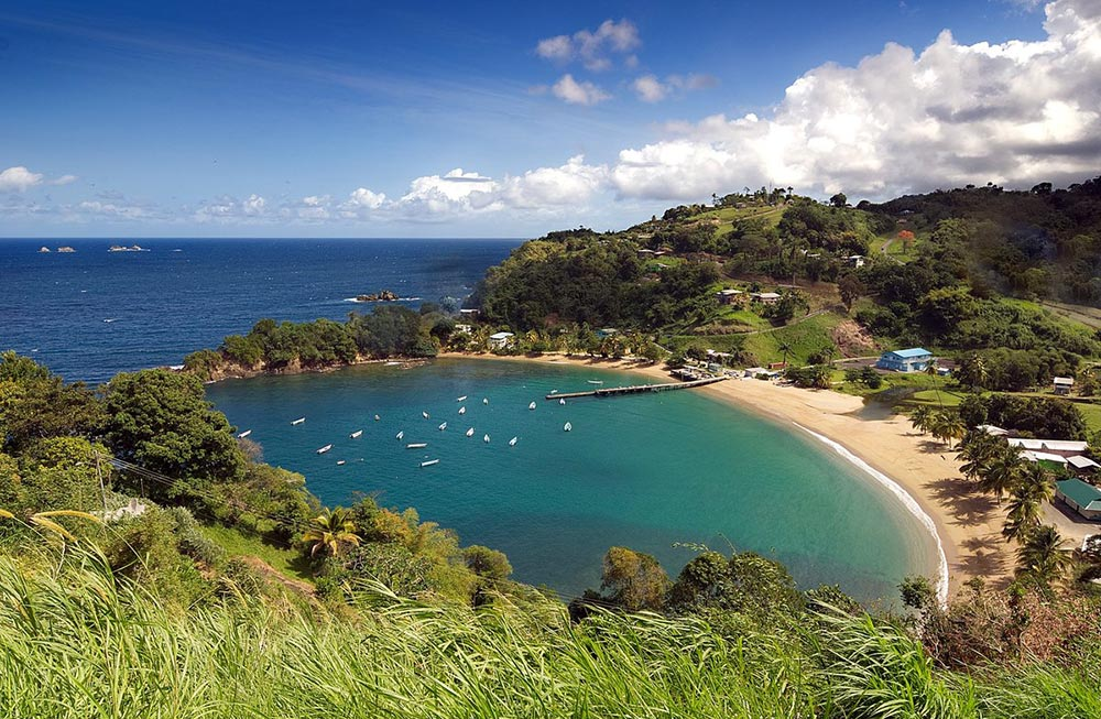путешествие места Тринидад и Тобаго