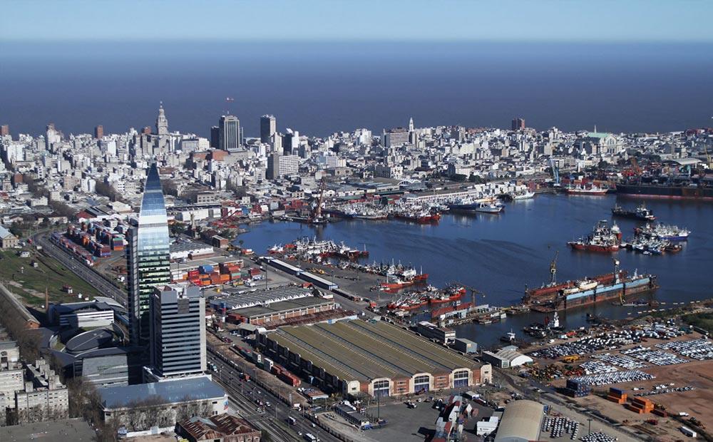 путешествие места Монтевидео Уругвай