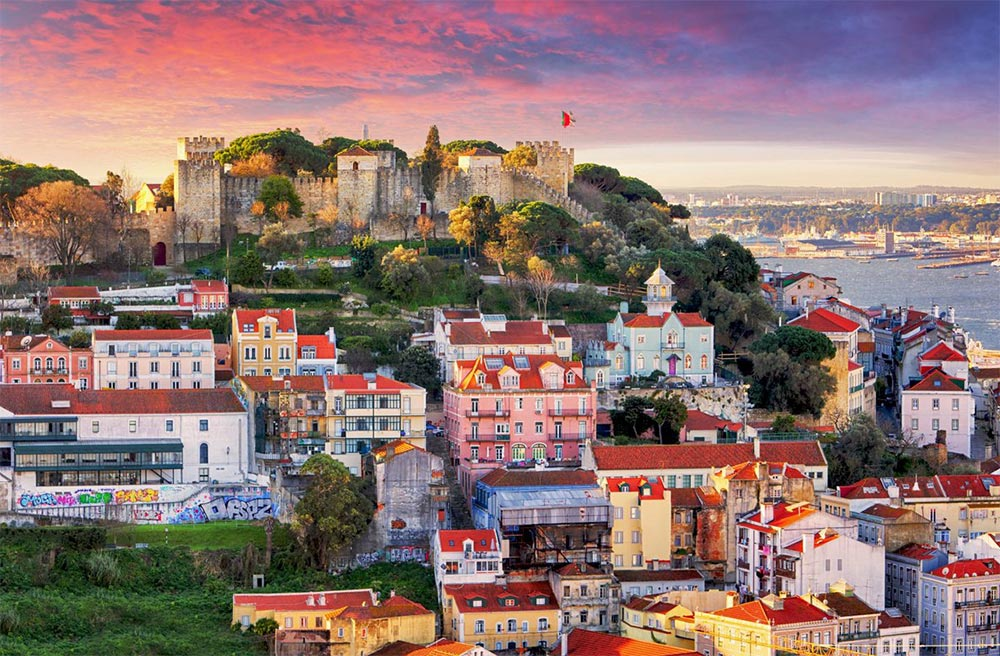 путешествие места Лиссабон Португалия