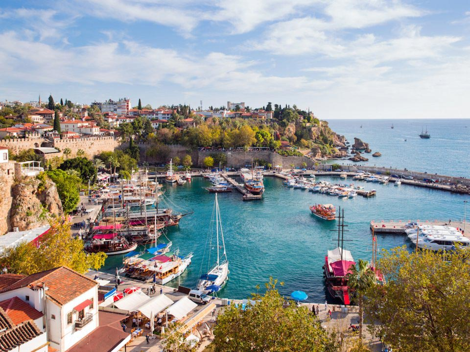 путешествие места Анталия Турция
