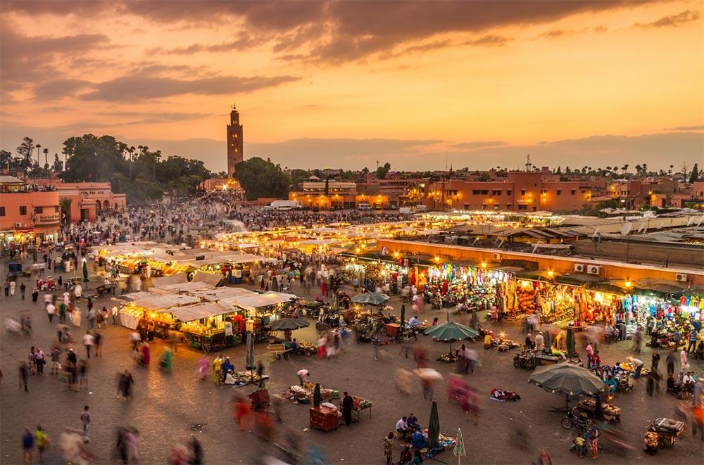 путешествие места Марракеш Марокко