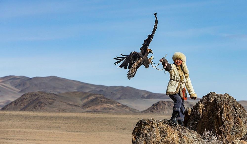 Шорт-лист фотоконкурса Фото земли Earth Photo 2018 Возвращение охотничьего орла Розамунд Макфарлейн