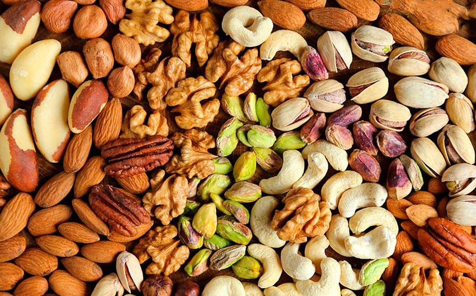 способы победить стресс орехи