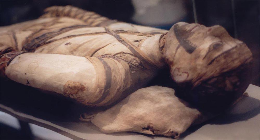 факты о мумиях Эстетический аспект