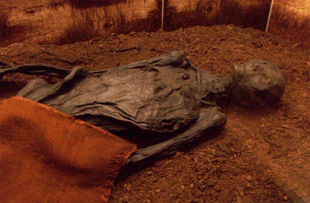 факты о мумиях Естественная мумификация