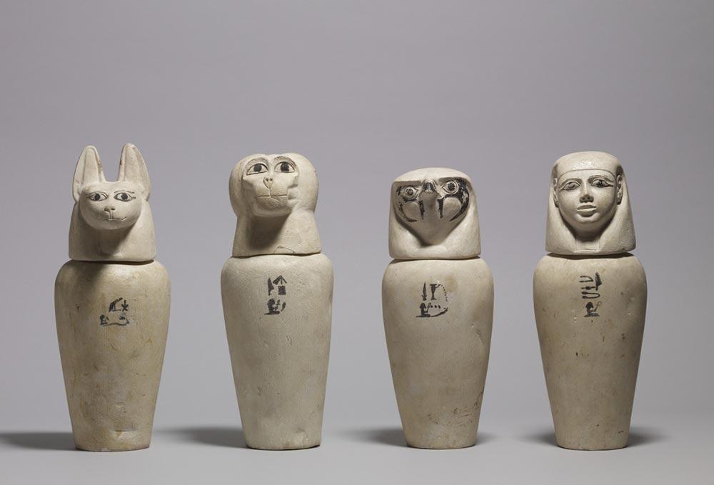 факты о мумиях Погребальные урны