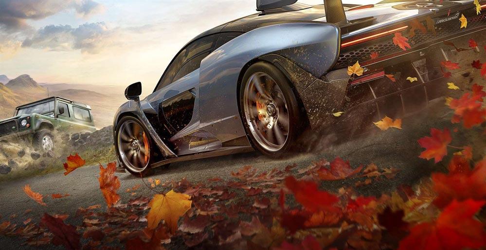 игра Forza Horizon 4
