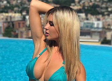 Ксения Белоусова – красивая модель