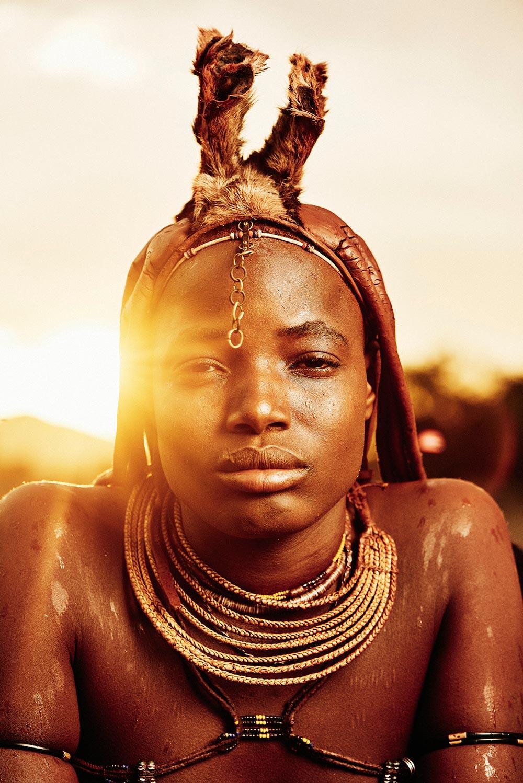 Исчезающие племена Африки и Азии Племя Химба Намибия