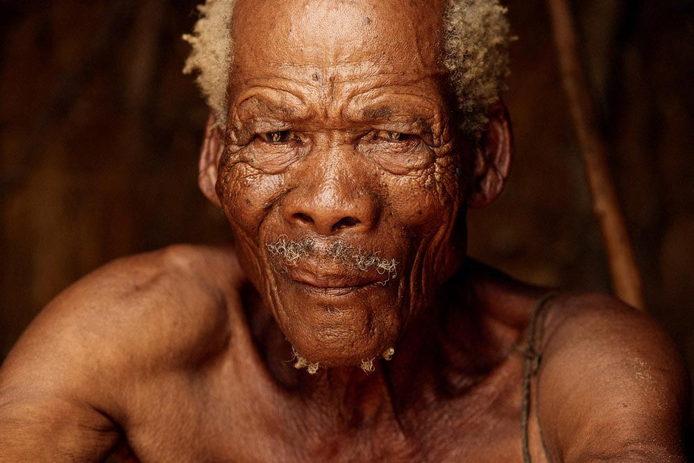 Исчезающие племена Африки и Азии Племя Сан San Намибия