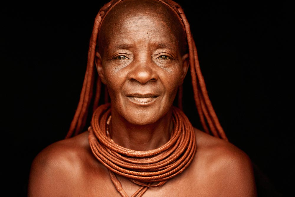 Исчезающие племена Африки и Азии Племя Химба Himba Намибия