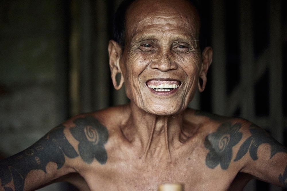 Исчезающие племена Африки и Азии Племя Ибан Iban Борнео