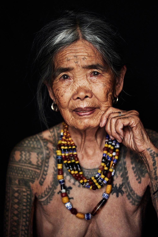 Исчезающие племена Африки и Азии Племя Калинга Kalinga Филиппины