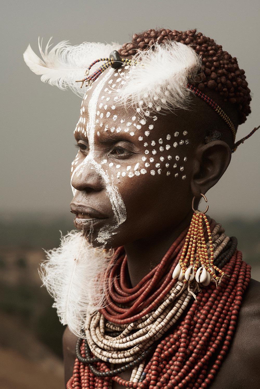 Исчезающие племена Африки и Азии Племя Каро Karo Эфиопия