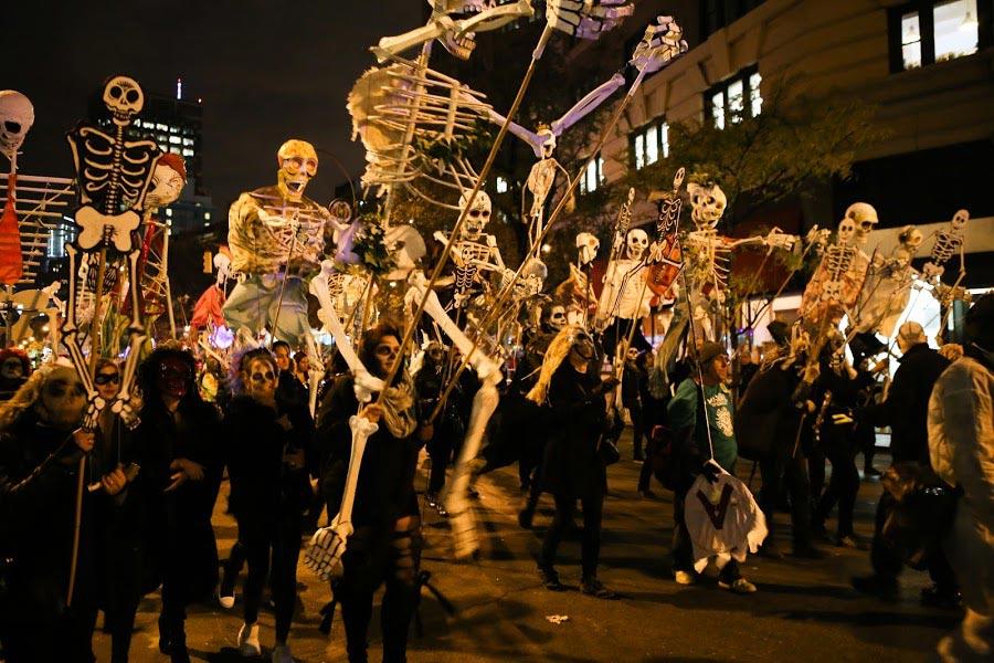 интересные факты о Хэллоуине Из Туманного Альбиона в Новый Свет