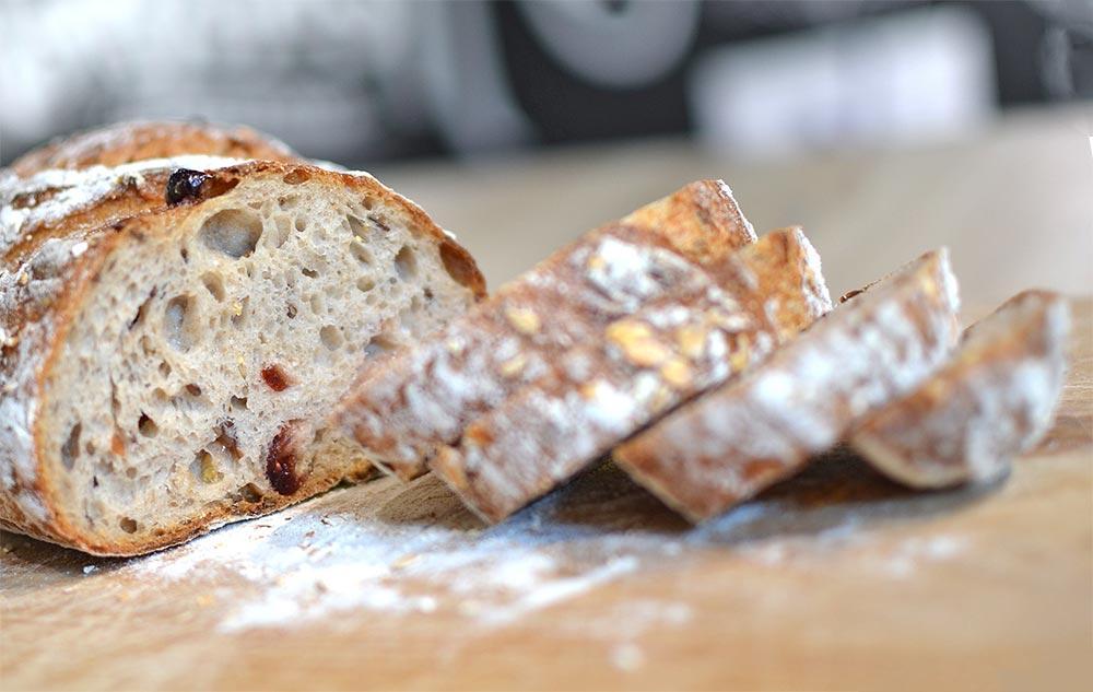 полезные продукты хлеб