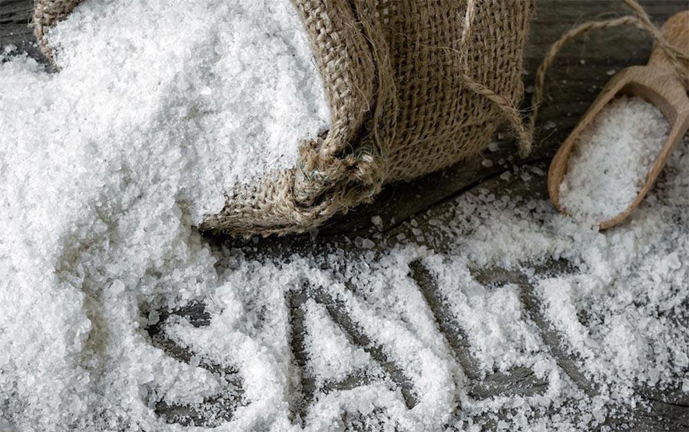полезные продукты соль