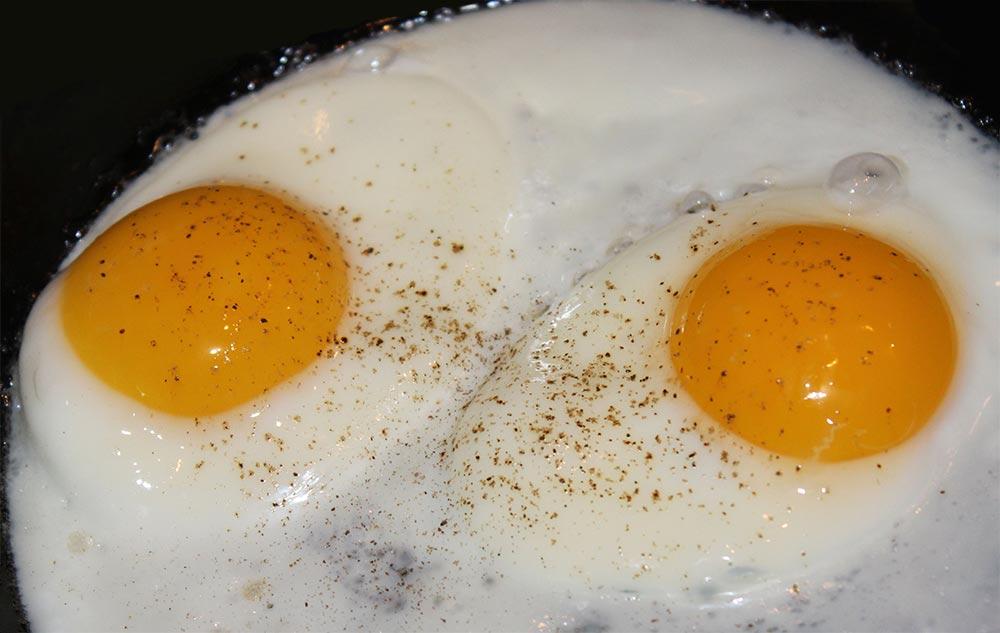 полезные продукты яйца
