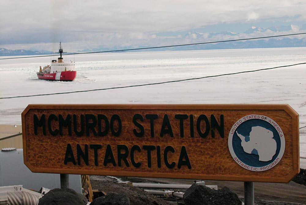 Антарктида удивительные факты