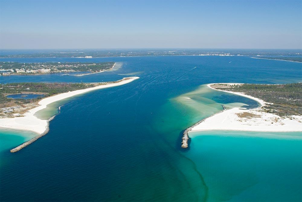 Куда поехать в январе месяце Остров Каладеси Флорида