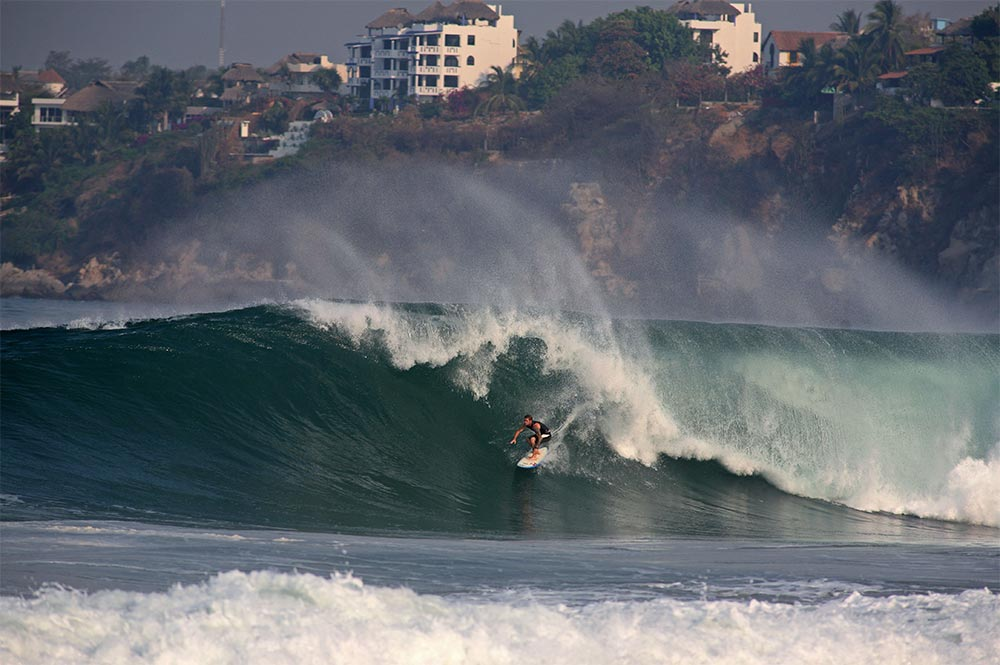 Куда поехать в январе месяце Пуэрто-Эскондидо Мексика