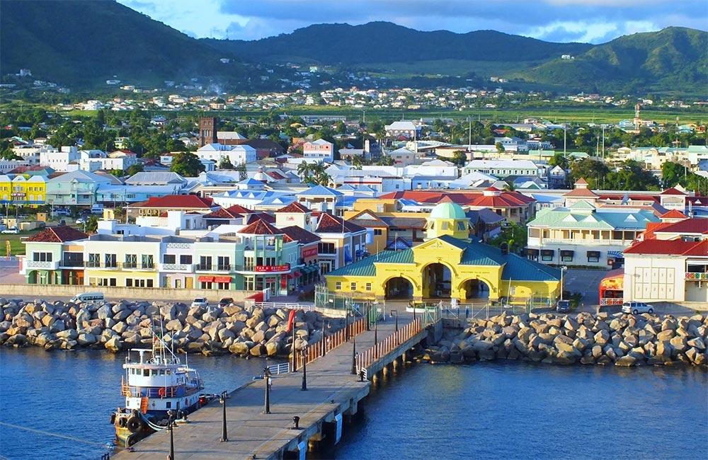 Куда поехать в январе месяце Сент-Китс Невис