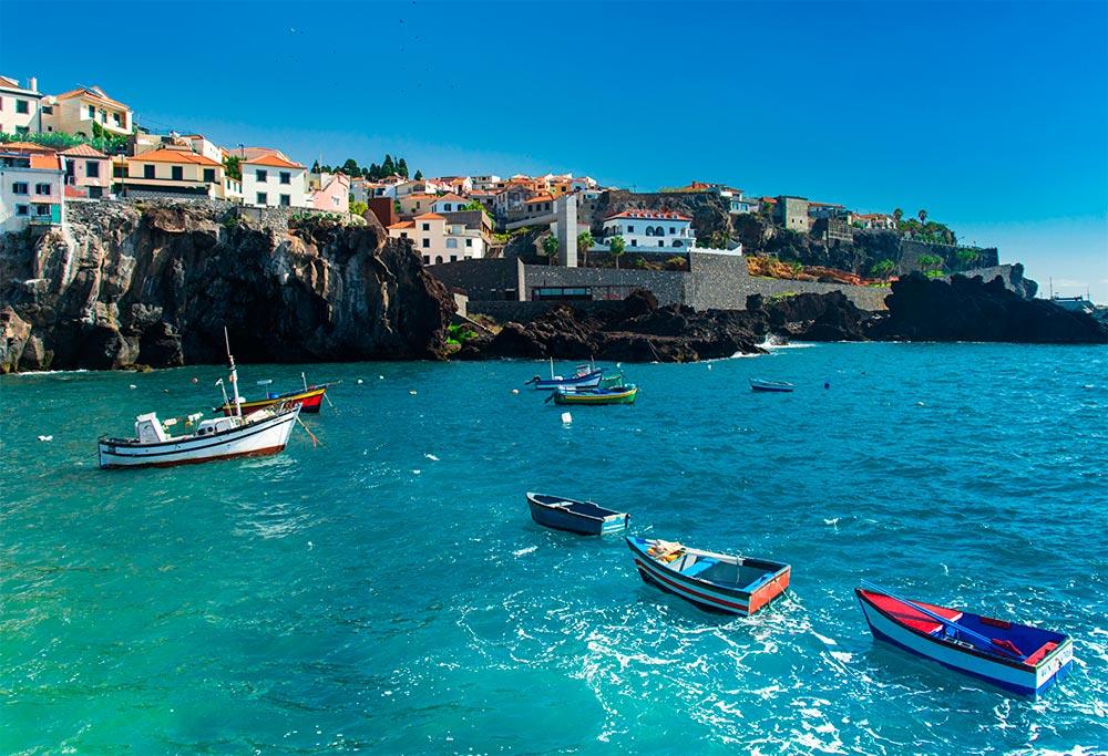 Куда поехать в январе месяце Мадейра Португалия