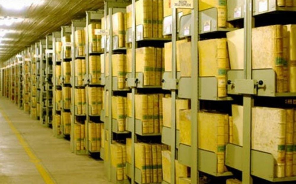 Запрещенные места для посещения на Земле архивы Ватикана