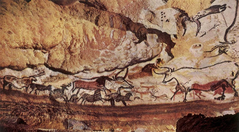 Запрещенные места для посещения на Земле пещеры Ласко Франция