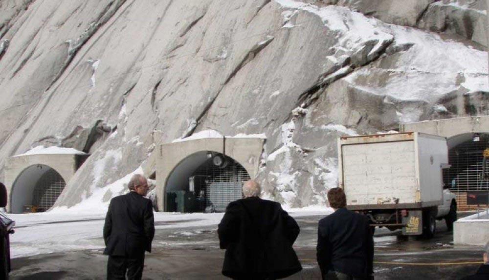 Запрещенные места для посещения на Земле хранилища Церкви мормонов