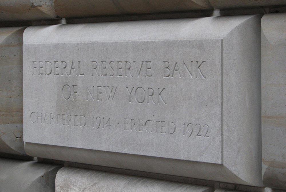 Запрещенные места для посещения на Земле банк Федерального Резерва Нью-Йорк
