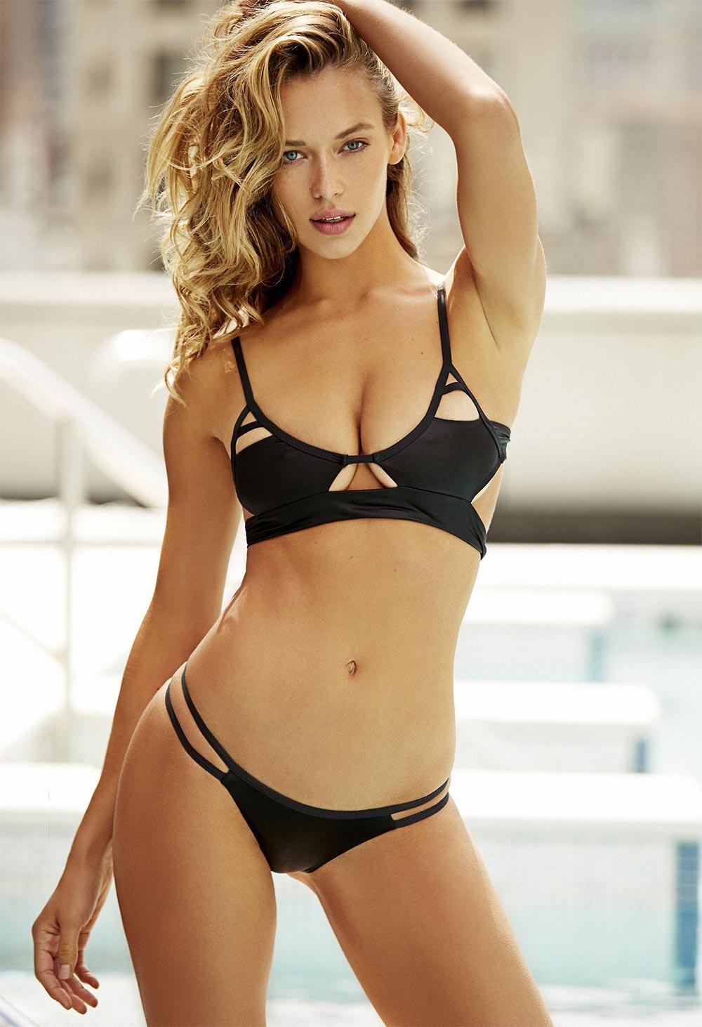 модель Хана Фергюсон model Hannah Ferguson