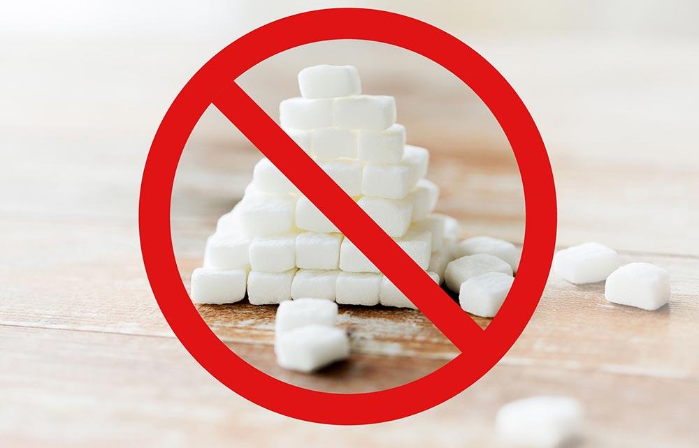 полностью очистить организм от сахара за 7 дней