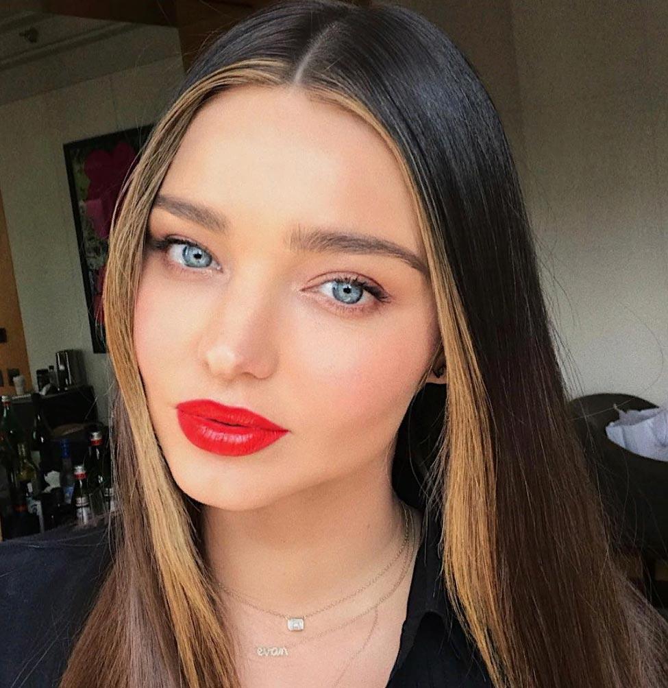 самые горячие девушки в инстаграме 2018 Miranda Kerr