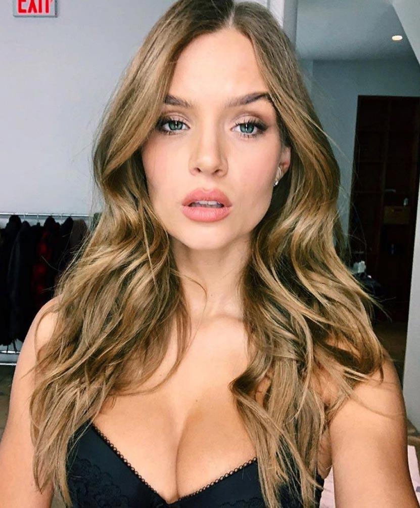 самые горячие девушки в инстаграме 2018 Josephine Skriver