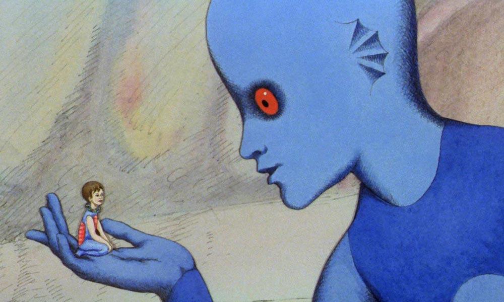 Шедевры мирового кино культовые фильмы Дикая планета La Planete Sauvage