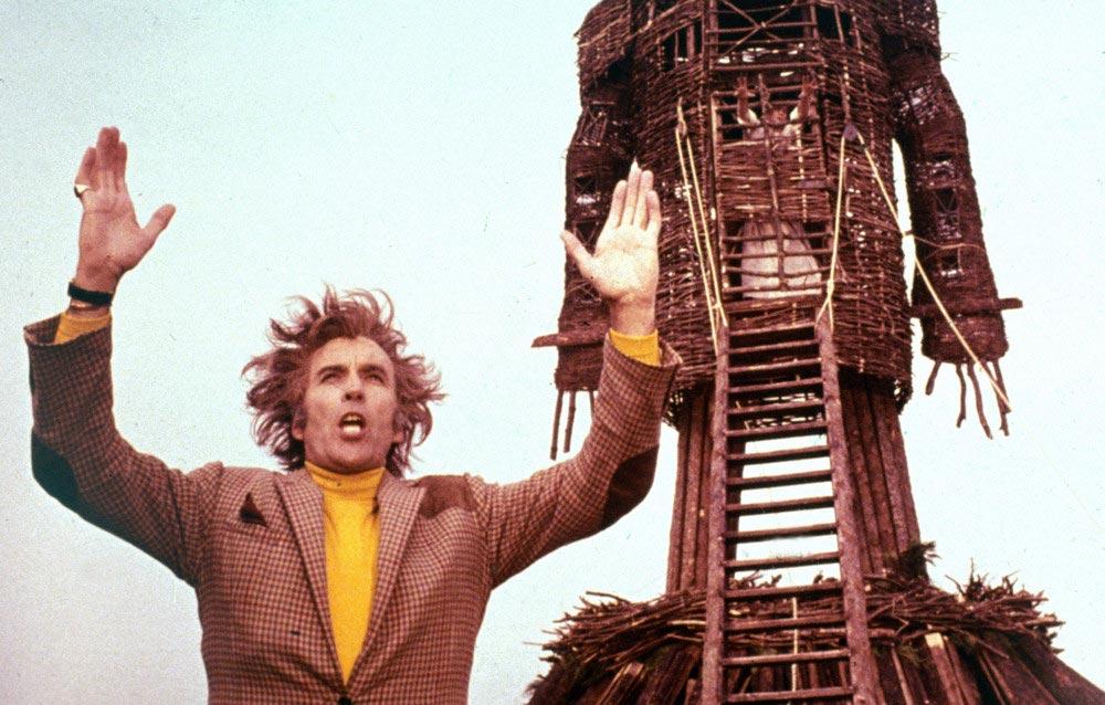 Шедевры мирового кино культовые фильмы Плетёный человек The Wicker Man