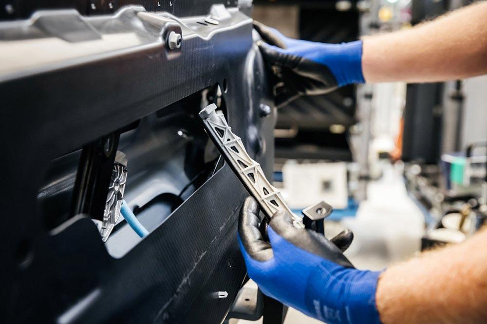 Чудеса из принтера достижения 3D-печати в 2018 году Миллионная деталь BMW
