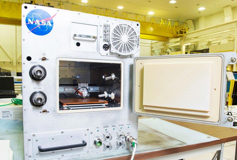 Чудеса из принтера достижения 3D-печати в 2018 году Космический принтер NASA