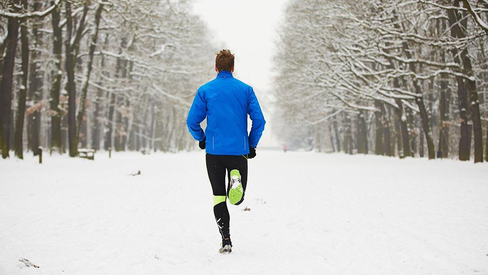 Бег зимой: как не замерзнуть