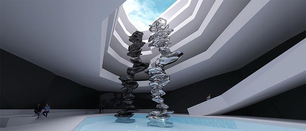 Технологичность и естественность в архитектуре Светозара Андреева