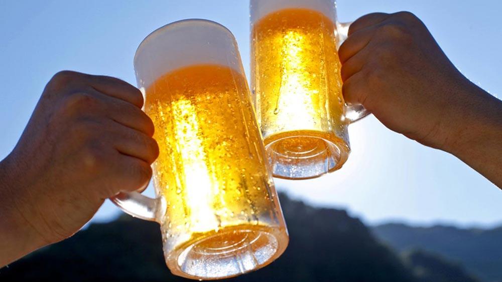 необычный праздник День пива