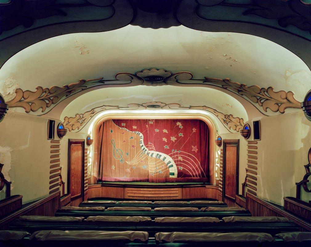 Стефан Заубицер Stephan Zaubitzer Открытые кинотеатры мира Театр Свободы Мумбаи Индия